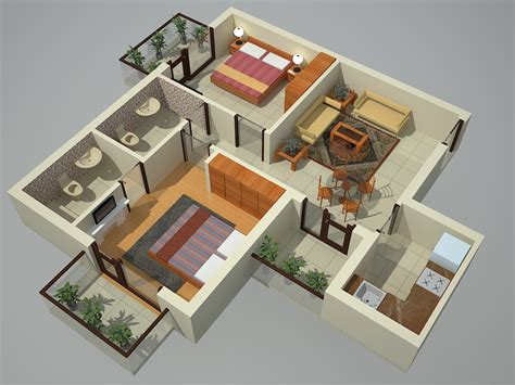 Floor Plans For 4 Bedroom Houses by 3d View Earth Infrastructure Noida Extension Residential