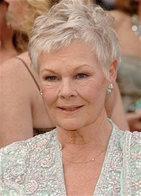 show back of judy dench hairstyle 1000 images about dame judi dench on pinterest judi