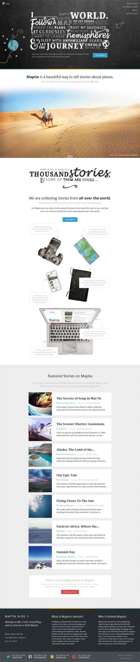 design inspiration stories maptia is a beautiful way to tell stories about places