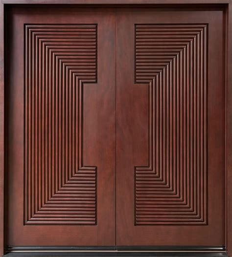 Entrance Doors Best 25 Wooden Door Design Ideas On