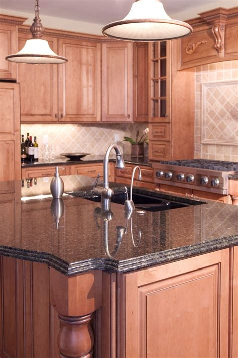 granite countertops and cabinets kitchen cabinets and countertops beige granite