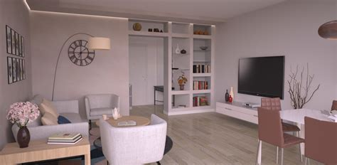 progetto appartamento 50 mq progetto 50 mq architettura a domicilio 174