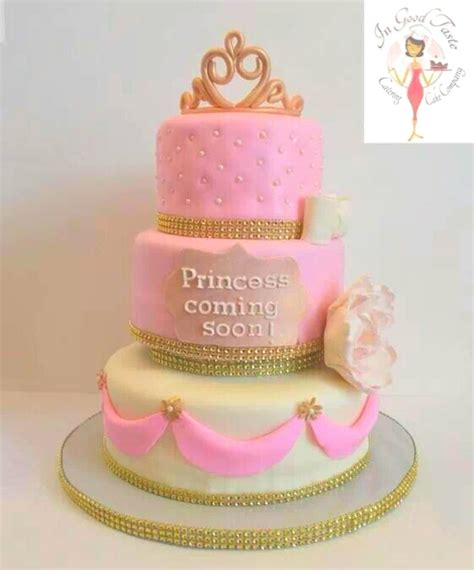 Strawberry Baby Shower Cake by Princess Baby Shower Cake Vanilla And Strawberry Cakes