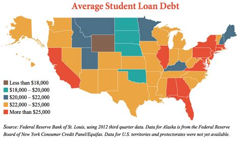 Average Debt For Mba Student by Average Student Loan Debt In To Price Of A