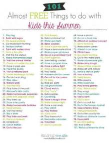 things to do in summer at home 17 best images about end of the year on