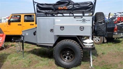 rugged trailers rugged cing trailers turtleback