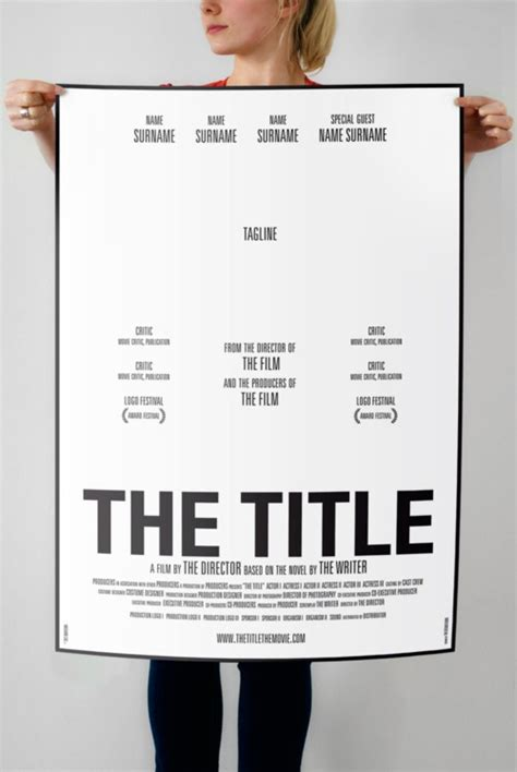 Best 20 Movie Poster Template Ideas On Pinterest Add Event Listener Reading Projects And Chs Posters Templates