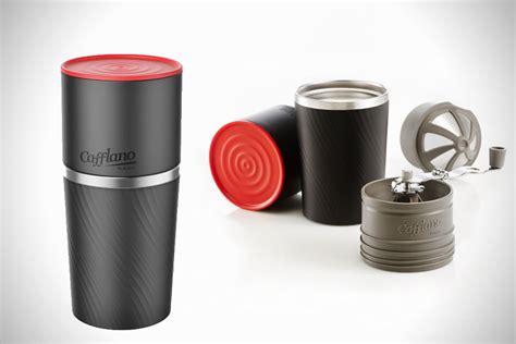 Cafflano Coffee Maker cafflano klassic portable coffee maker hiconsumption