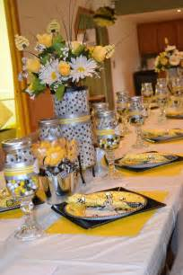 bumble bee baby shower decor bumble bee ideas