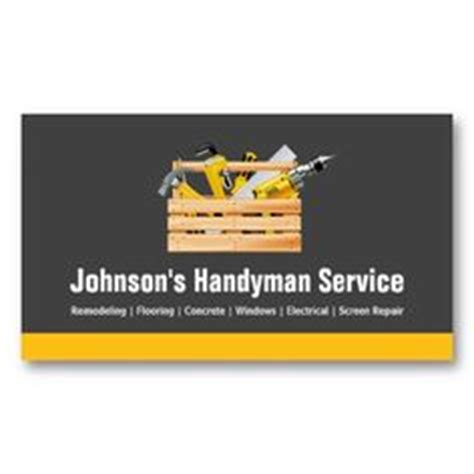 construction business cards templates free 1000 images about business card templates on