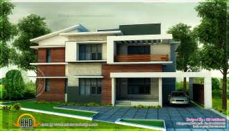 house with 5 bedrooms 5 bedroom modern home in 3440 sq floor plan included indian house plans