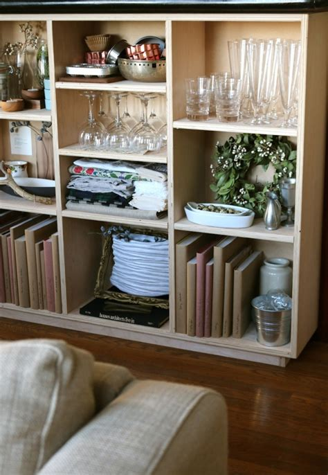 home depot diy projects fill the void a diy plywood bookcase remodelista