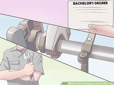 Plumbing In York by How To Get A Plumbing License In New York With Pictures