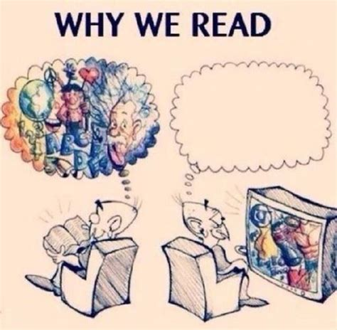 the why book books why we read