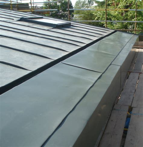 Garage Roofs by Metal Roofing Copper Aluminium Stainless Steel And