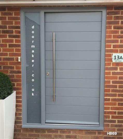 Front Door Ironmongery Contemporary Front Door Hb69 Bespoke Doors And Windows