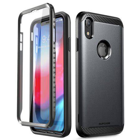iphone xr supcase ub neo series protective dual layer armor cover with built