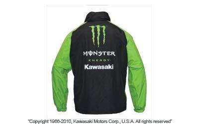 Energy Kawasaki Apparel by Kawasaki Apparel Energy 174 Kawasaki Lightweight Jacket