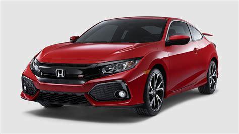Honda Civic 2017 Horsepower by 2017 Honda Civic Si Adds Turbo Still Makes 205 Hp