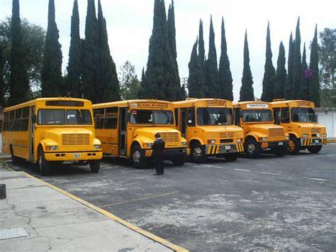imagenes de vehiculos escolares se suman m 225 s escuelas al transporte escolar obligatorio en