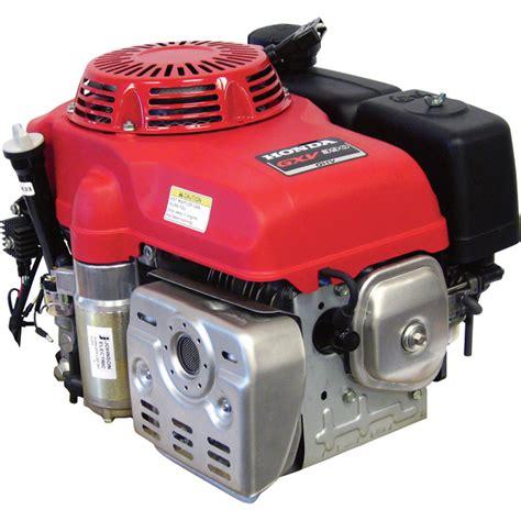 honda vertical ohv engine  electric start cc gxv series    shaft model
