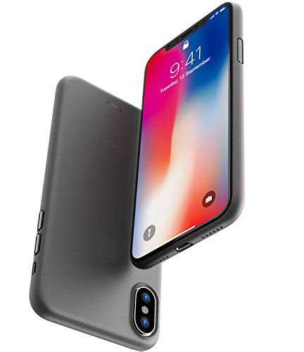 tozo 174 for iphone x pp ultra thin 0 35mm world s thinest protect for iphone 10