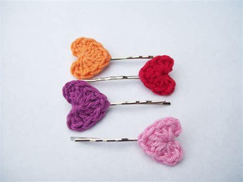 easy crochet heart pattern uk flower girl cottage simple and cute crochet heart
