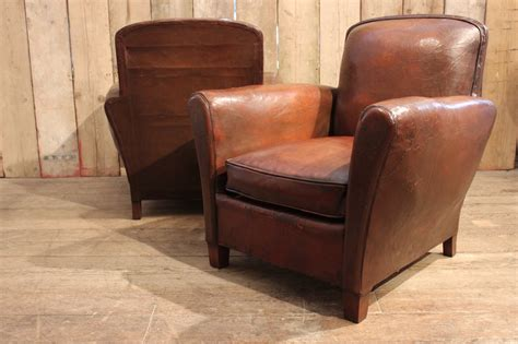 Leather Sofas And Armchairs by Pair Of 1940s Leather Armchairs Leather Armchairs