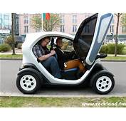 Renault Twizy  ROCKLAND