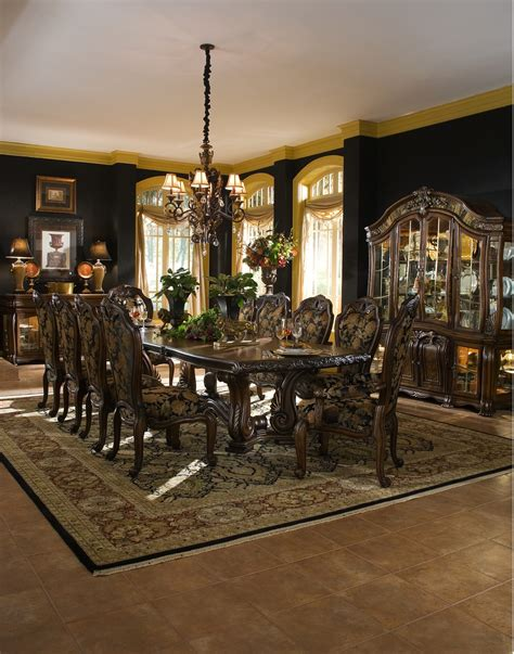 formal dining rooms sets formal dining room set formal dining table set