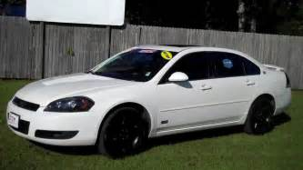 2008 Chevrolet Impala Ss For Sale 2008 Chevrolet Impala Ss V8 For Sale Leisure Used Cars