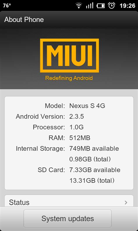 miui themes slow download rom review miui for the nexus s 4g android central