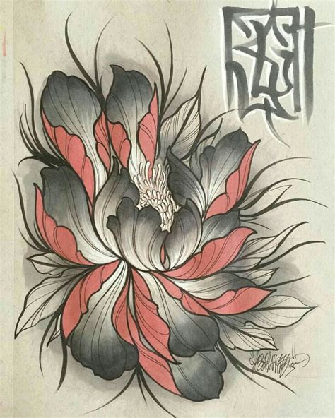 japanese tattoo flower seasons pin by tuan art on hoa pinterest tattoo japanese and