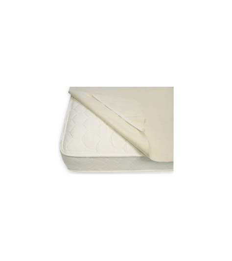 Organic Waterproof Mattress Pad by Naturepedic Organic Cotton Waterproof Size Mattress