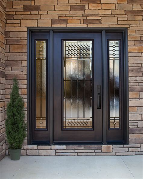 Exterior Door With Window Exterior Steel Door With Window Provia Steel Door Article Containing The 4 Reasons Metal