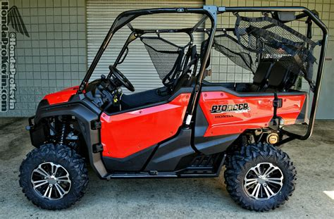 honda sport side by side 2016 pioneer 1000 5 drive review all new honda side by