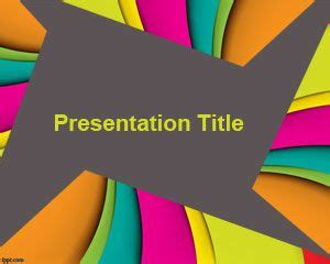 Free Color Slides Powerpoint Template Slide Designs For Powerpoint 2010 Free