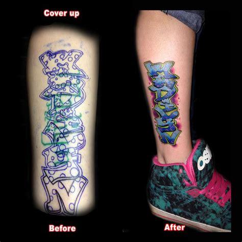 graffiti tattoo by joshua nordstrom tattoos