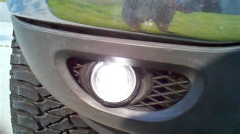 2002 Ford F150 Lights by 2002 F150 Ebay Fog Lights With Hid Xenon Lights