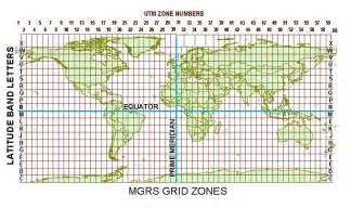 us map with coordinate grid nga u universal transverse mercator utm unclassified