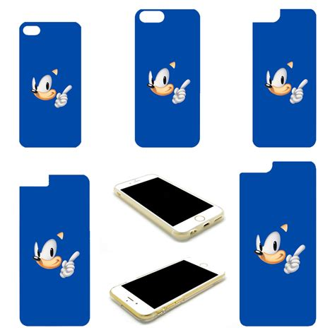 Manchester City Iphone Casing 4 4s 5 5s 5c Casing Hp classic mega and sonic iphone gift cover iphone 4 4s 5 5s 6 6plus ebay