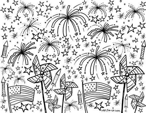 4th Of July Coloring Pages For Adults unavailable listing on etsy