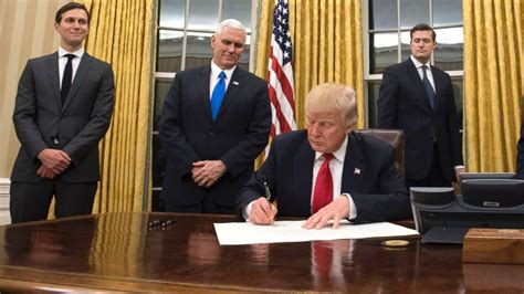 trump in the oval office live updates donald trump kicks off first busy week in