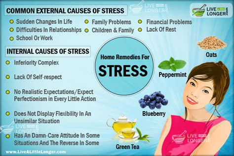 20 home remedies for stress that help relieve faster