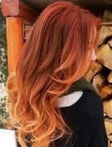 hair ombre 2014 hair trend red ombre hairstyles pretty designs
