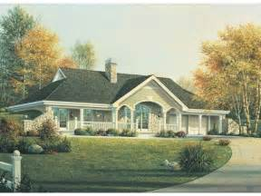 Berm Homes Plans Eplans Country House Plan Earth Berm Home With Style