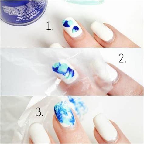 Deco Ongle Gel Bleu by Les Tendances Chez La D 233 Co Ongles 62 Variantes En Photos