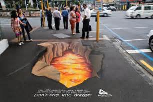 Optical illusion sidewalk art image search results