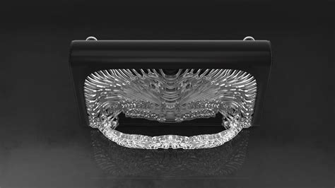 maria cichy maria cichy clutch bag for iris van herpen