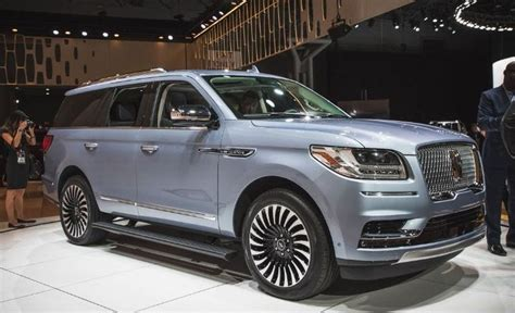 2018 lincoln navigator release date price photos